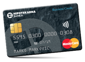 Mastercard business credit hipotekarna banka credit card for succesful business operations reheart Image collections